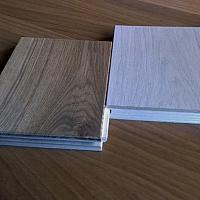 two-layered parquet board
